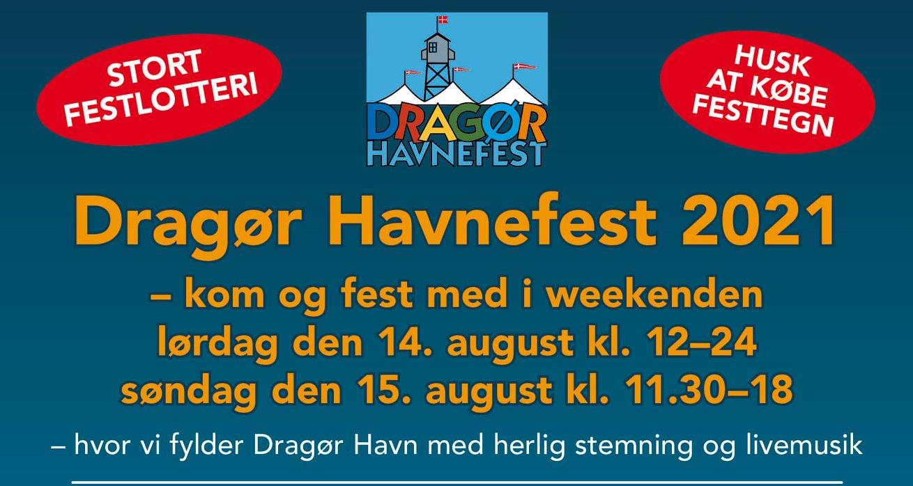 Dragør Havnefest 2021